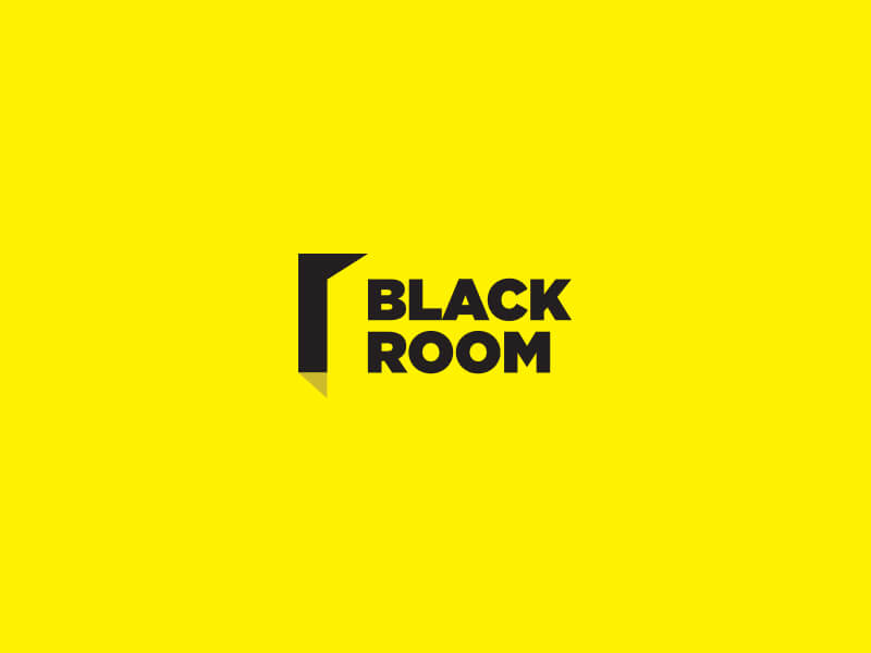 Black Room Logo