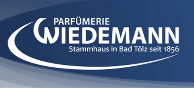 Parfuemerie Wiedemann Logo Muenchen