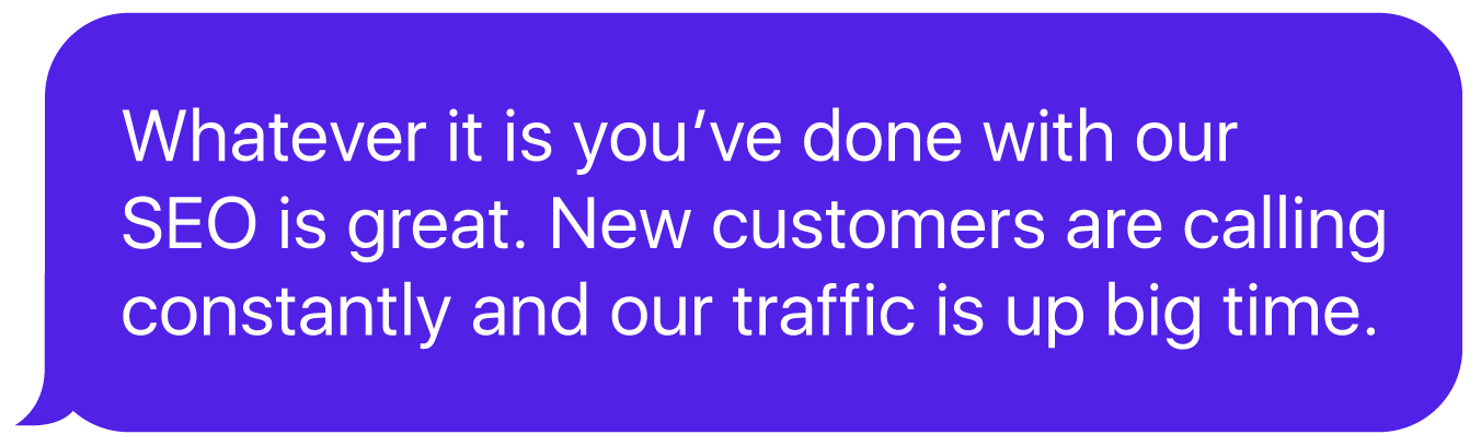 Allythirteen (Ally13) digital marketing agency customer testimonial