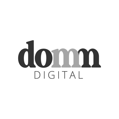 domm digital logo