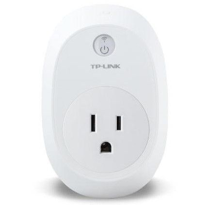TP Link HS110 smart plug in white