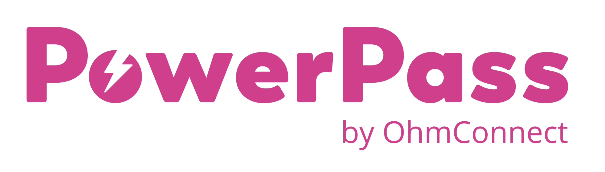 power pass logo magenta