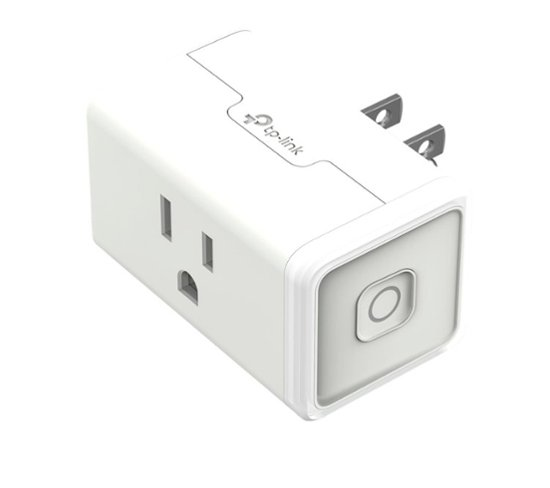 TP Link HS105 smart plug in white