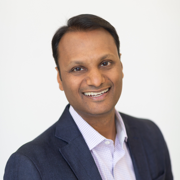 about us and the leadership team: image of Sanjay Ranchod, General Counsel