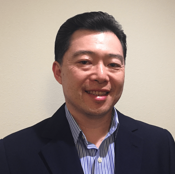 about us and the leadership team: image of Tommy Lim, VP Finance