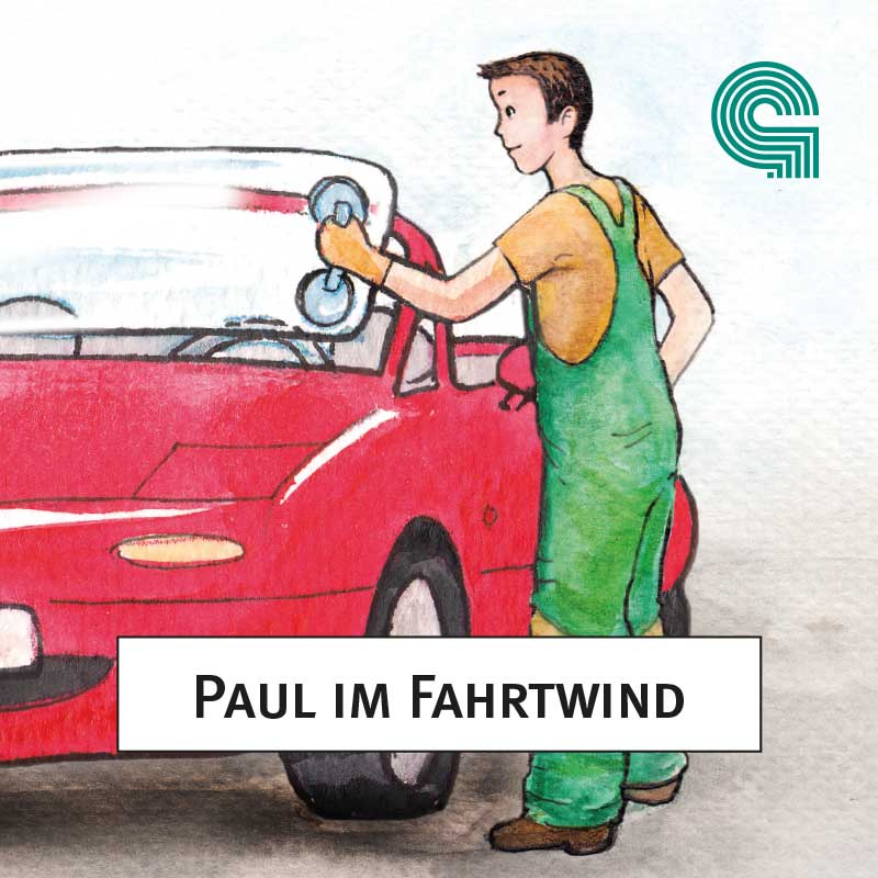 Paul im Fahrtwind (Buch)