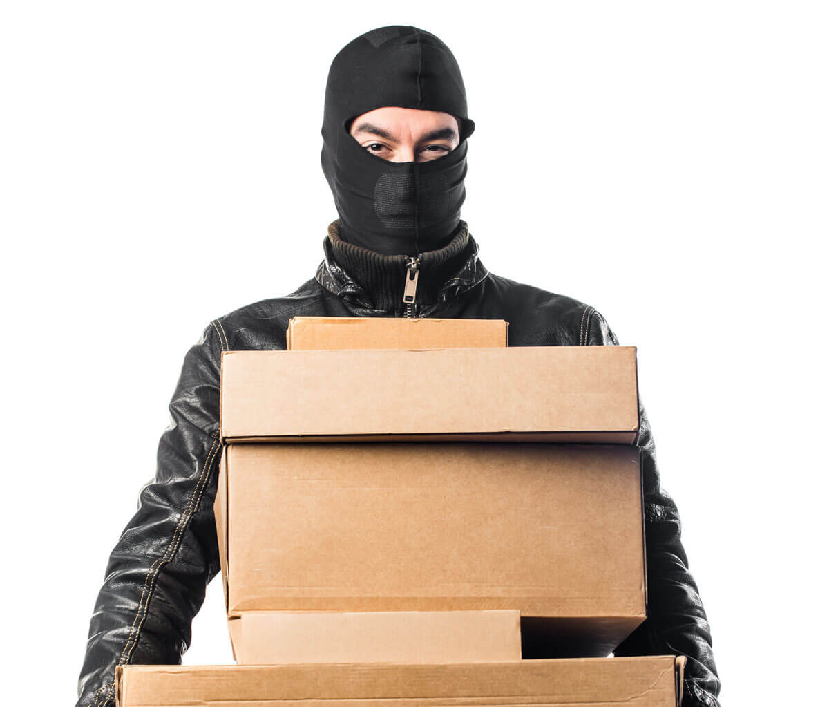 Keep your cargo safe form theft
