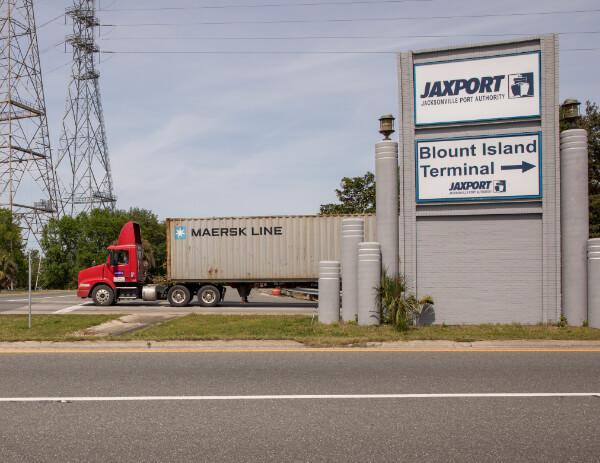 Jacksonville Drayage Logistics-America1