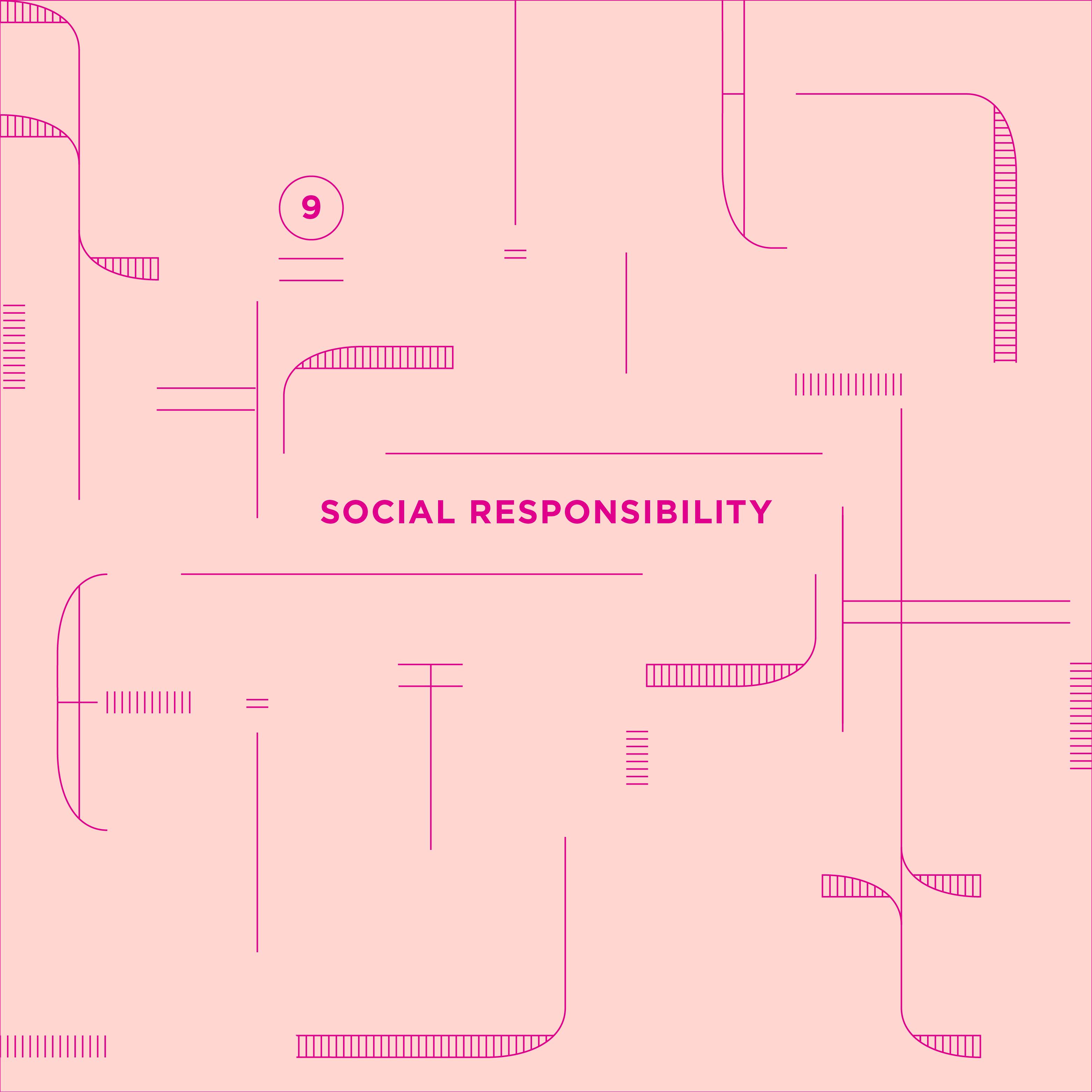 9. Social Responsibility