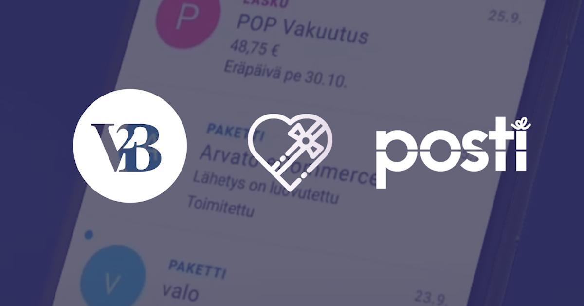V2B ja Posti