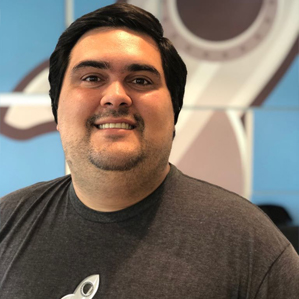 Rodrigo Forest, Head of Finance at ServiceRocket.