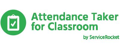 Attendance Taker for Classroom by ServiceRocket Logo