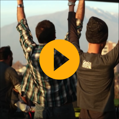 """""""Who we are"""" Youtube Video showing the internal culture of ServiceRocket through the Rocketeer life in the Santiago office, Chile."""