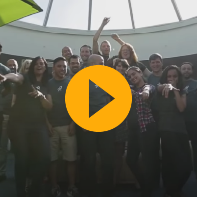 """""""Who we are"""" Youtube Video showing the internal culture of ServiceRocket through the Rocketeer life in Palo Alto office, California."""