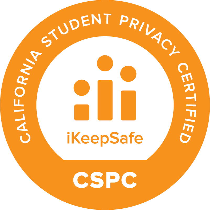 IkeepSafe California Student Privacy Certified
