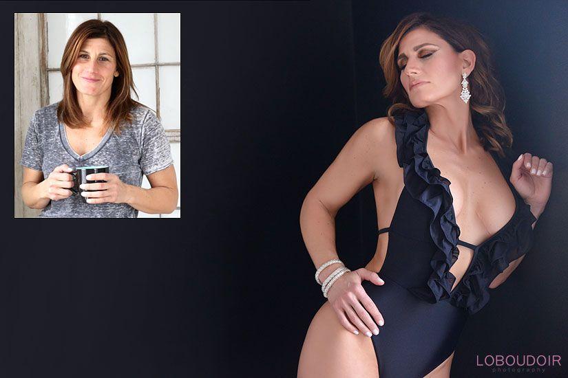 Sexy boudoir pictures - NJ Boudoir photography