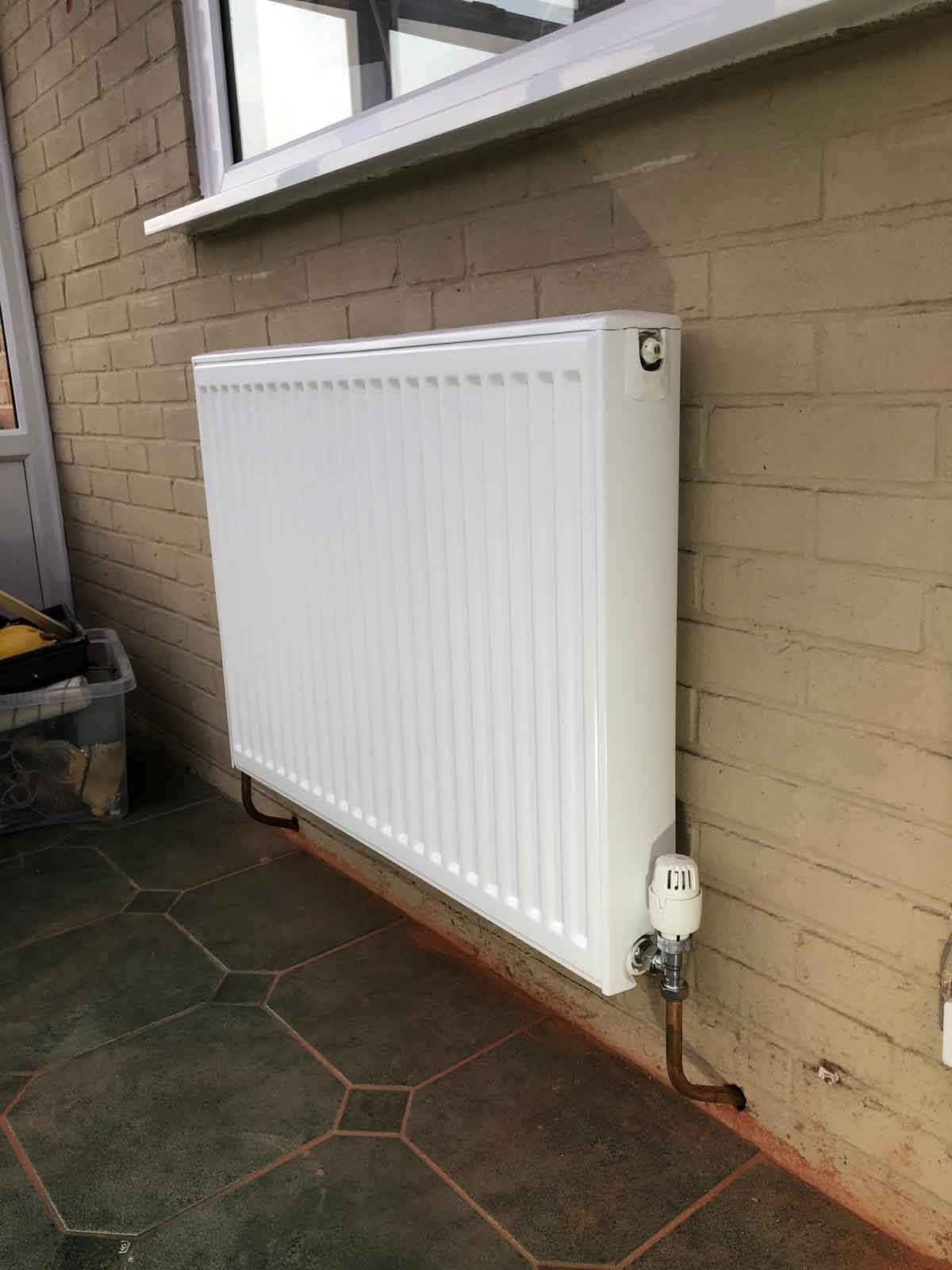 domestic radiator