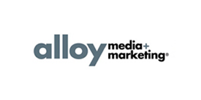 alloy media + marketing logo