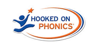 HOOKED ON PHONICS logo