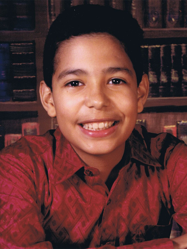 Radames Rodriguez kid picture