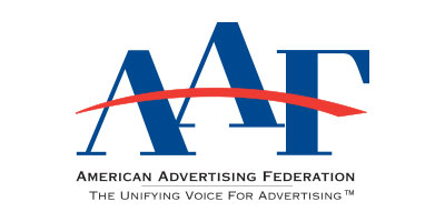 AAF: American Advertising Federation logo