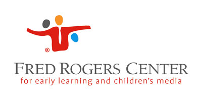 Fred Rogers Center for early learning and children's media logo