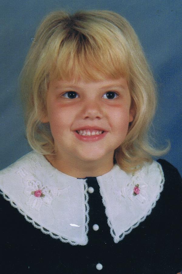 Alyssa Wright Kid Picture