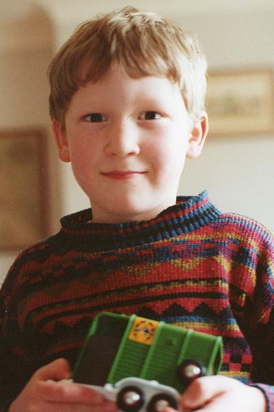 Phil Underwood Kid Pictuure