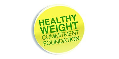 HEALTHY WEIGHT COMMITMENT FOUNDATION logo