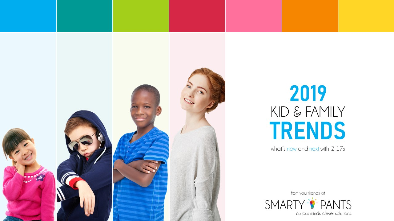 2019 Kid & Family Trends Preview
