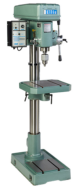 acoustical panels manufacturing with drill press