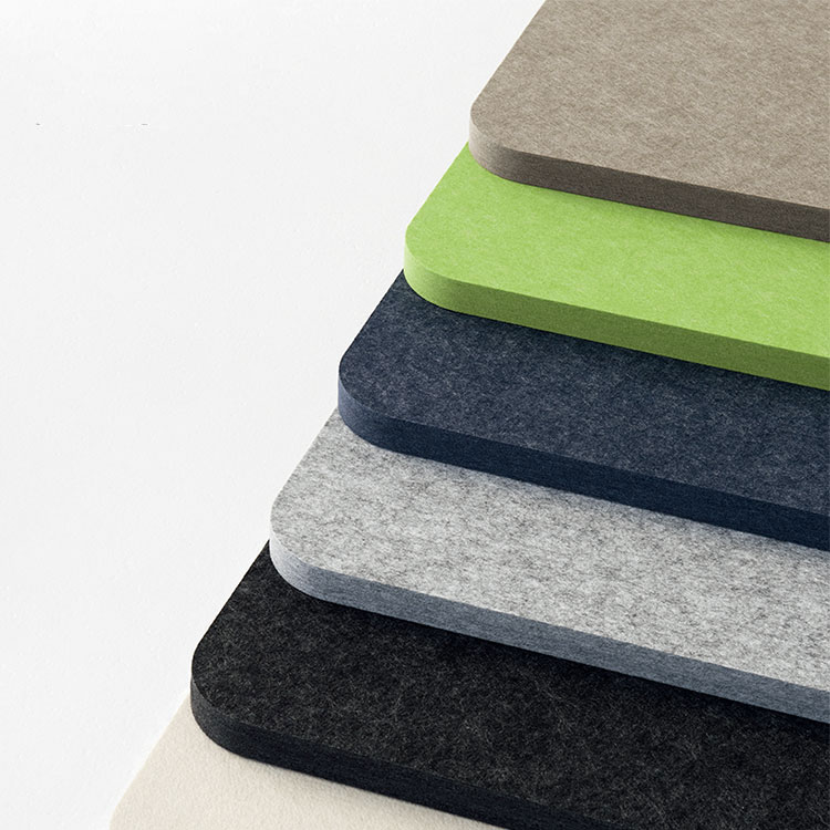 acoustic felt tackable panels