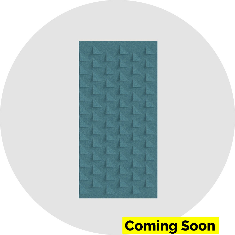 acoustic wall coverings half squares