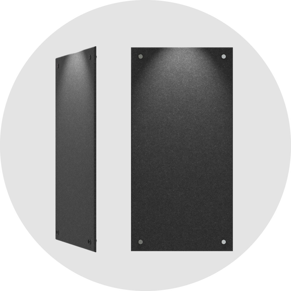 acoustic wall panel 2x4 standard