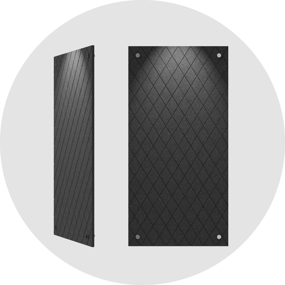acoustic calculator for wall panels