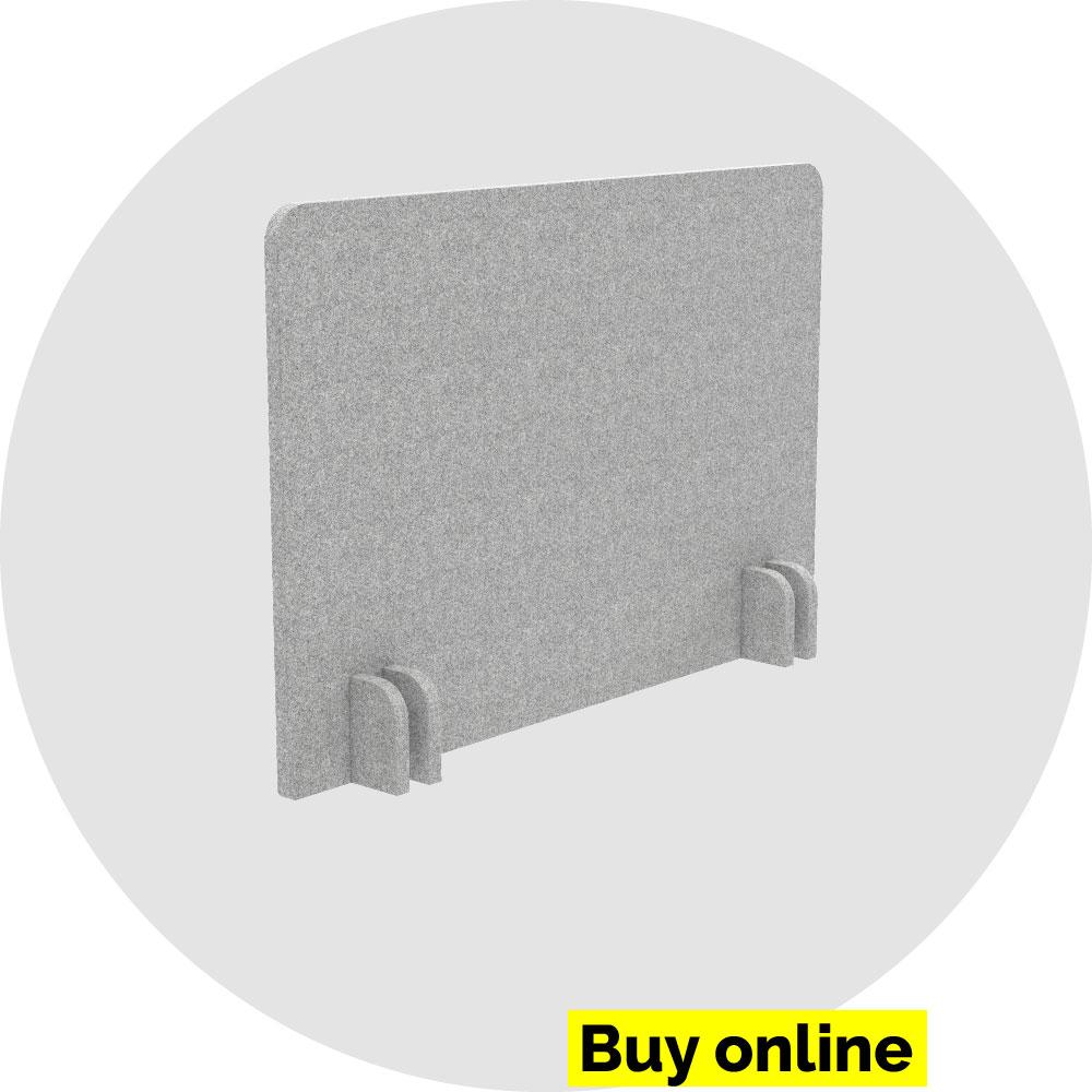 Acoustic Desktop dividers
