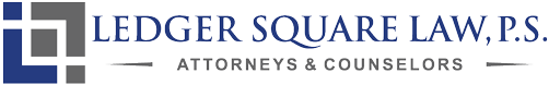 Ledger Square Law Logo