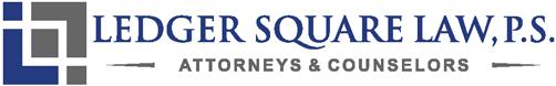 Ledger Square Law Logo
