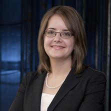Chrystina R Solum - Ledger Square Law Portrait