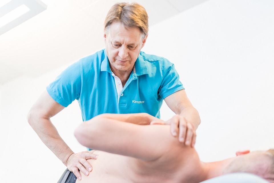kiropraktor stockholm frikort