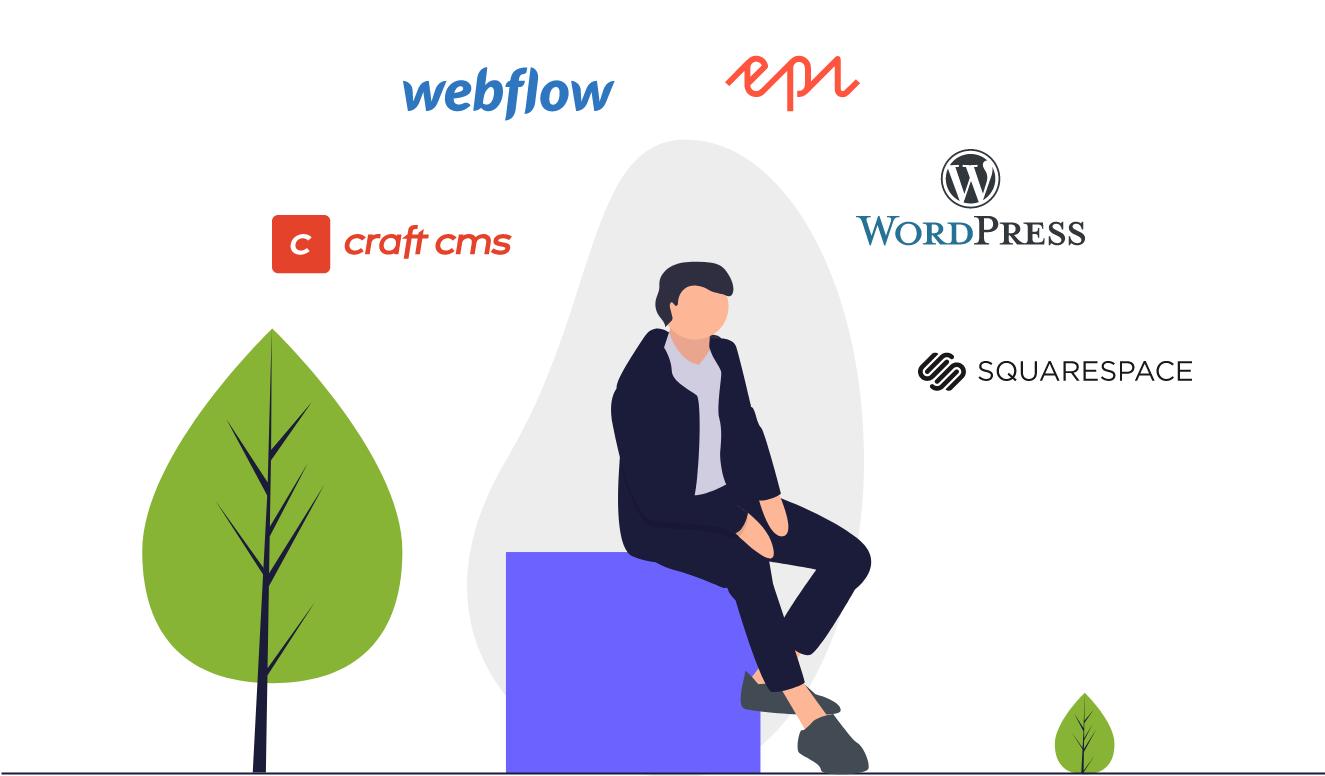 Velg riktig publiseringsverktøy til din nettside