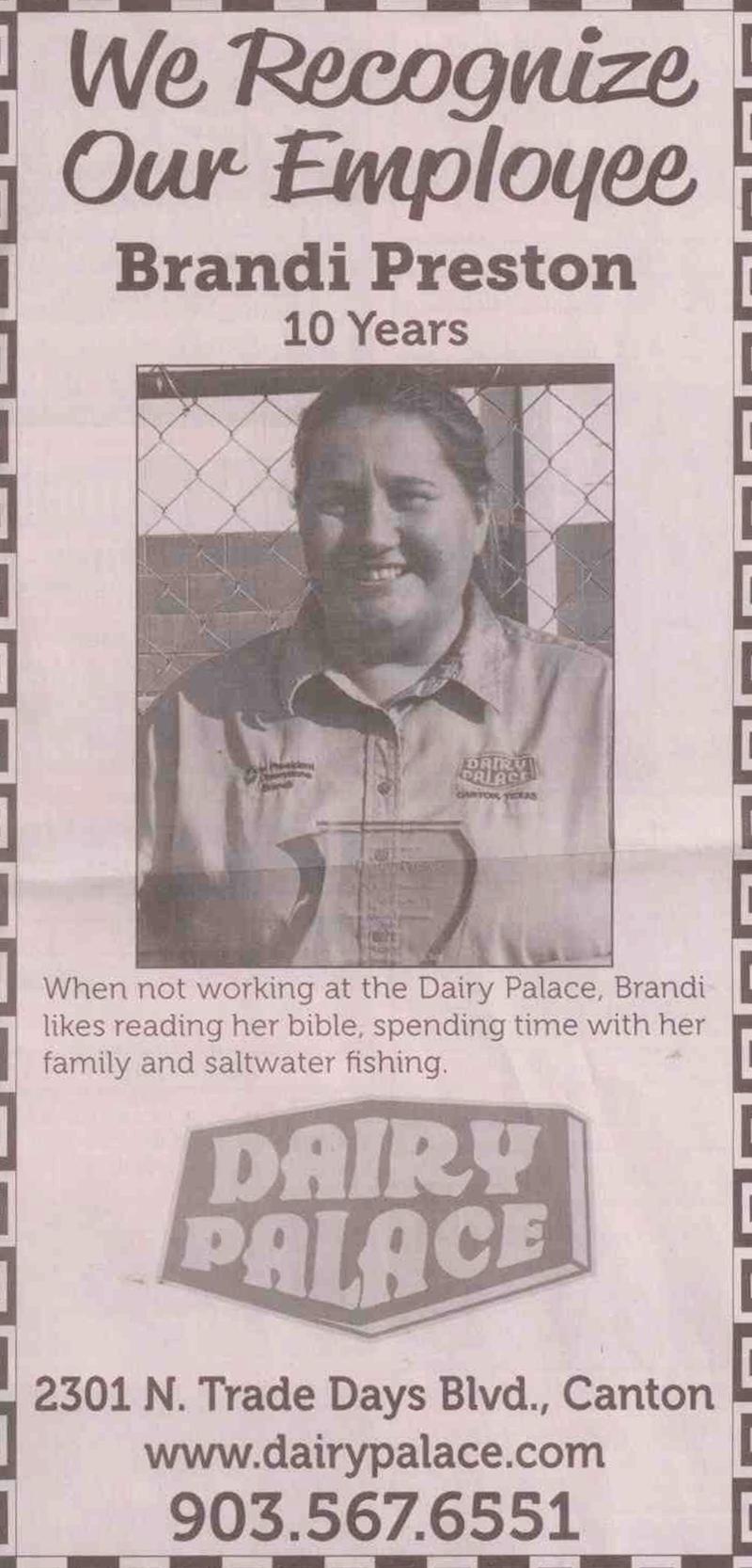 Brandi-Preston-Canton-TX-Diary-Palace-10-years