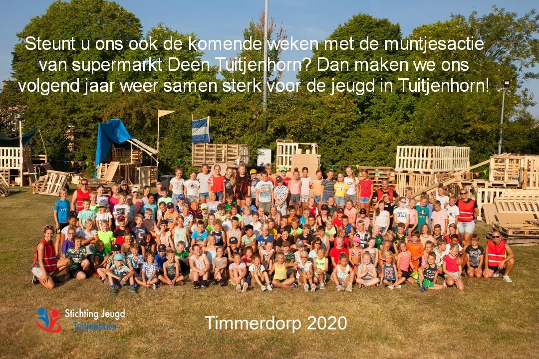 Timmerdorp Tuitjenhorn 2020