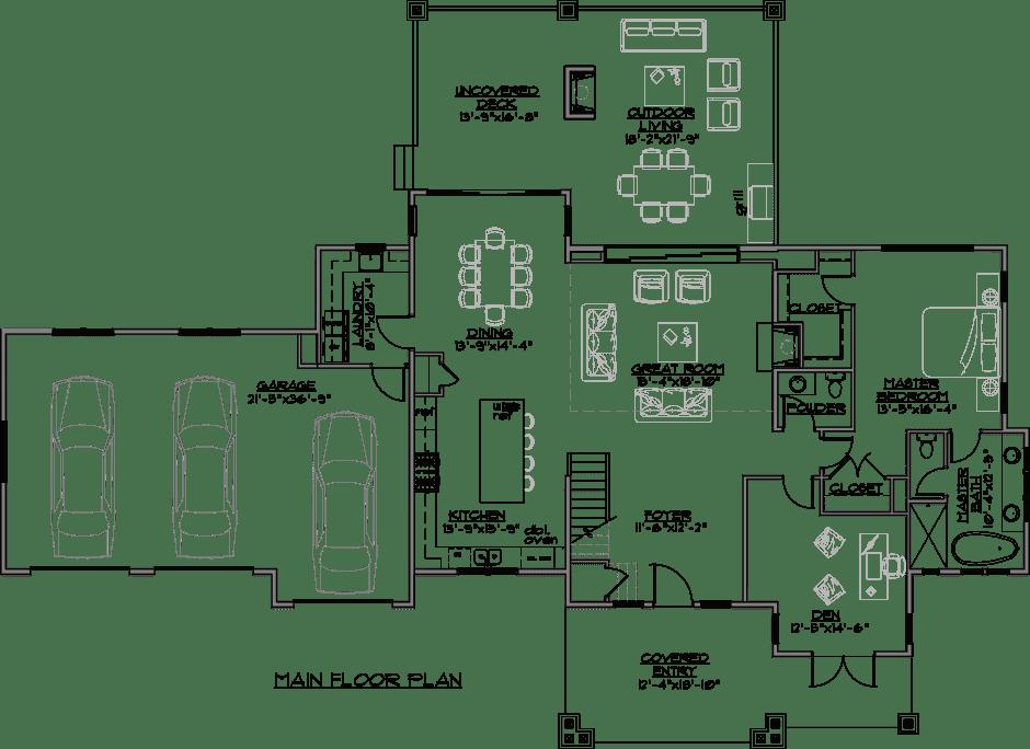 evergreen plan floor 1