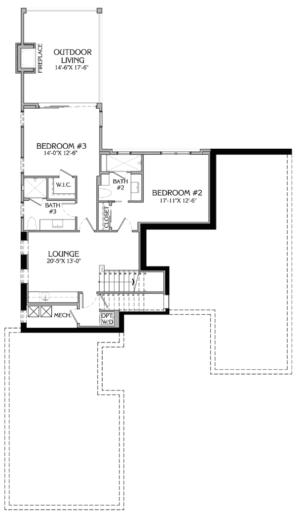 vista plan - floor 2