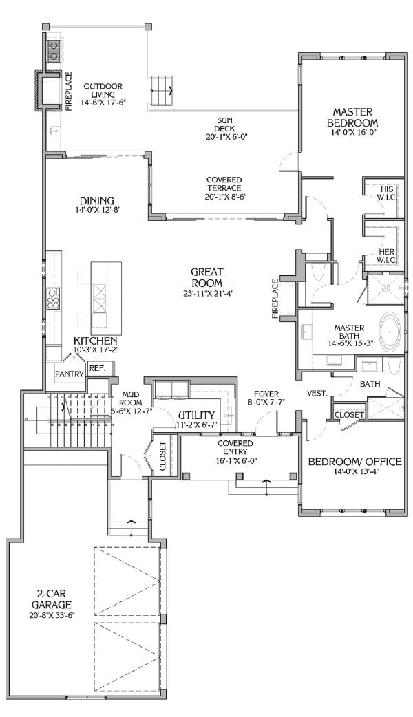 horizon - floor 1