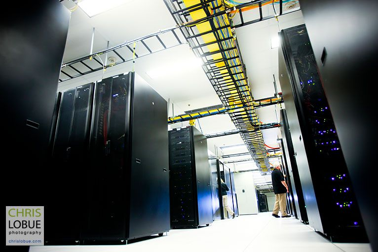PA Data center photography  - Chris Lo Bue Industrial Photography