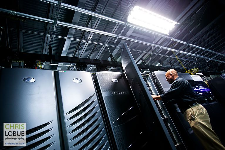 NJ data center photography - Chris Lo Bue Commercial Photography