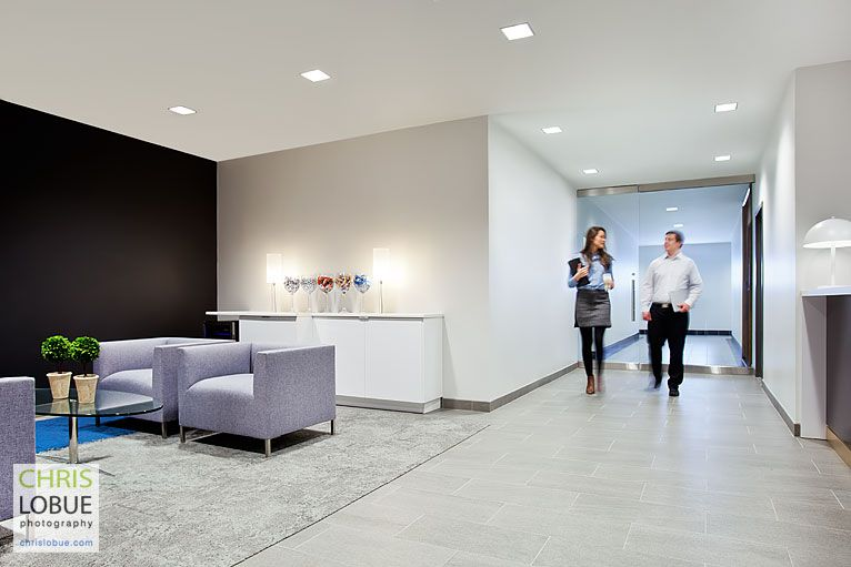 Interior architectural photography - Office buildings - Chris Lo Bue Photography - Hazlet NJ