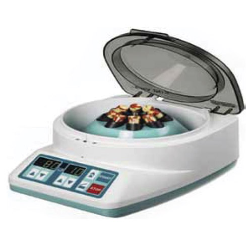 Photo of centrifuge